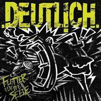 Deutlich - Futter Für Die Seele [LP+CD][white marbled]