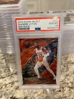 2019-20 Select COURTSIDE Prizms T-Mall RED WAVE #224 Deandre Ayton PSA 10
