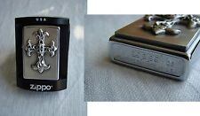Original Zippo Celtic Cross 3D. New