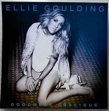 ELLIE GOULDING * GOODNESS GRACIOUS * US 7 TRK PROMO * HTF! * HALCYON DAYS