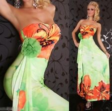 Lady Fashion Dress Strapless