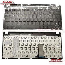 Asus Eee PC X101 X101H X101CH Tastatur deutsch Keyboard mit Rahmen Frame black