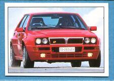 AUTO 2000 - SL - Figurina-Sticker n. 64 - LANCIA DELTA HF INTEGRALE -New