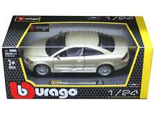 BBURAGO 18-22100 VOLVO C70 COUPE 1/24 DIECAST GOLD