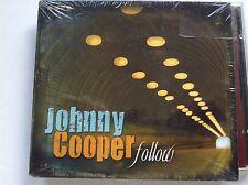 89792929002068 JOHNNY COOPER FOLLOW DIGIPAK SEALED CD