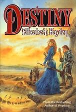 ELIZABETH HAYDON DESTINY CHILD OF THE SKY BOOK 3 SYMPHONY OF AGES 2001 HCDJ NEW