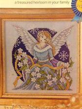 Joan Elliott Angel Of Joy Christmas Cross Stitch Chart