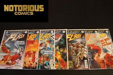 Flash 14 15 16 17 18 19 20 Complete Rebirth Comic Lot Run Set DC Collection