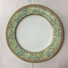 "NIKKO BACHELOR'S BUTTON SALAD PLATE 7 3/4"" BONE CHINA, WILLIAM MORRIS DESIGN NEW"