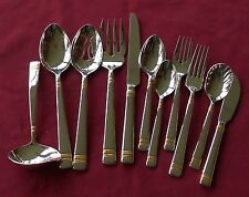 Reed & Barton Golden Longwood Stainless Flatware You Choose the Piece 18/8 Korea