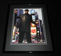 Patrick Ewing 1998 in New York City Framed 11x14 Photo Display Knicks