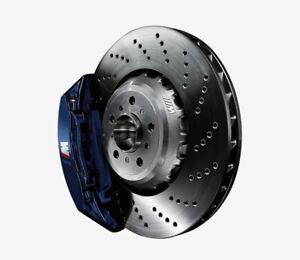 FRONT BRAKE DISCS FOR BMW NBD102