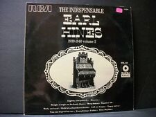 EARL HINES: The Indispensable, Vol. 2, 1939-40 LP