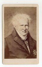 CDV Alexander von Humboldt Forschungsreisender
