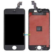 LCD DISPLAY RETINA VETRO SCHERMO NERO FRAME PER APPLE TOUCH SCREEN IPHONE 5C