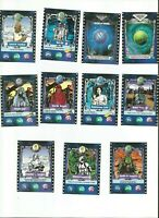 lot 11 cartes DEFI JEDI BN 1996