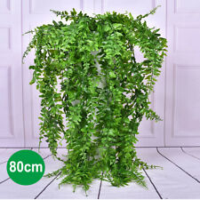 Artificial Hanging Leaves Plant Persian Rattan Home Decoration Flower Wall Green