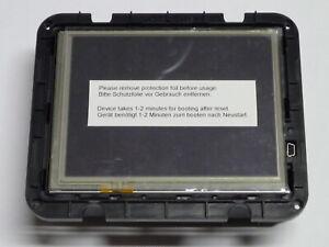Siemens EIB KNX Farb-Touch-Panel UP 588/13 230V 5WG1 588-2AB13 mit UP-Dose
