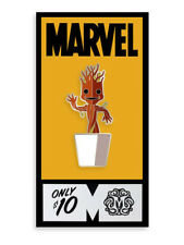 Baby Groot Mondo Enamel Lapel Pin SDCC Tom Whalen Marvel Guardians Of The Galaxy