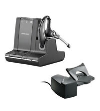 Plantronics Savi W730 Wireless Headset System + HL10 Lifter (A)