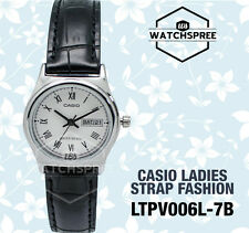 Casio Ladies' Analog Watch LTPV006L-7B LTP-V006L-7B