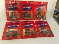 1995 Racing Champions Matched Serial Numbers Rare Complete  Set Of 6 SuperTruck