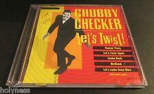CHUBBY CHECKER / LET'S TWIST / CD / MINT