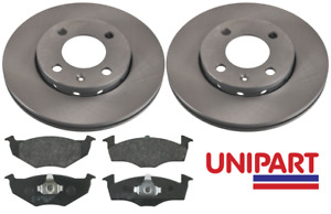 For VW - Polo / Lupo 1995-2001 Most Models Front 239mm Brake Discs and Pads