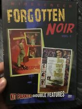 Forgotten Noir Volume 1 - Portland Expose (1957)/ They Were So Young (1954) DVD