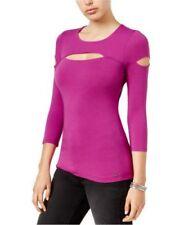 Camisas y tops de mujer GUESS color principal rosa