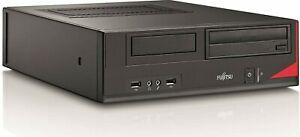 Fujitsu Esprimo E420/E85+ SFF PC Core i3-4160 3.6GHz 4GB 500GB HDD DVD WIN10