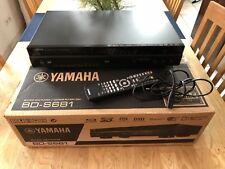 Yamaha BD-S681 Schwarz in OVP