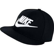 Unisexe Nike Hommage Noir Foncé Casquette avec Sangle Réglable