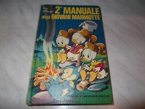 SECONDO MANUALE DELLE GIOVANI MARMOTTE PRIMA EDIZIONE EDIZIONE 1975