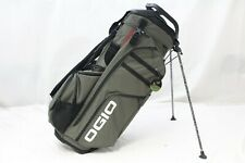 New 2019 Ogio Alpha Convoy 514 14-Way Stand Carry Golf Bag Olive Green