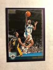 Rookie 2000 BARON DAVIS  Topps Basketball Card  # 94 Made in USA