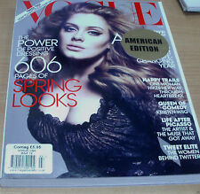 Vogue August Magazines for Women