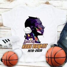 🔥 Camiseta Polo KOBE BRYANT 24 Lakers 2020 Baloncesto Deporte Hombre 🔥