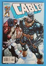 Cable (1993) #88 featuring Nightcrawler! Marvel Comics X-Men