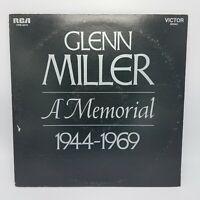 Glenn Miller - A Memorial 1944 to 1969 - RCA VPM-6019 Mono - Double Album