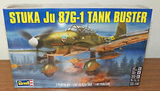 Revell Monogram WWII German STUKA Ju 87G-1 Tank Buster Plastic Model Kit 1/48