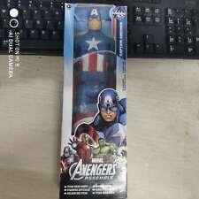 Marvel Captain America Titan Hero Series Avengers 12-inch Action Figure