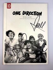 **SIGNED** ALL FIVE ONE DIRECTION Up All Night (Limited Yearbook Edition) NO CD!