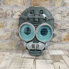 Transformers Bumblebee The Last Knight Voice Changer Mask Autobot Sqweeks