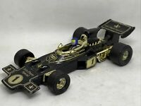Corgi Toys John Player Special F1 Formula 1 Racing Car Whizzwheels Vintage Bkack