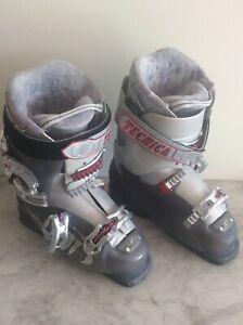 Tecnica Vento 6 Ultra Fit Lightweight Ski boots Sz 26-26.5mm UK 7-7.5 EU 41-41.5