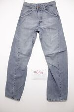 Levis engineered 619 destroy boyfriend jeans usato (Cod.U646) Tg.43 W29 L34 uomo