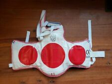 ProForce Mma Tae Kwon Do Spar Sparring Chest Protector Guard #1 #8226 Fs