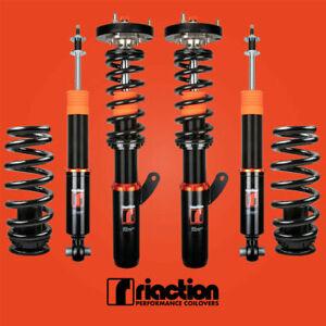 Riaction Coilovers For 06-11 BMW 3-Series E90 E92 E93 32 Way Adjustable Coilover