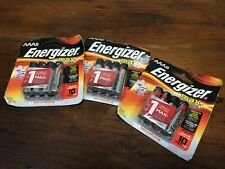 3 PACKS of Energizer MAX AAA Batteries (8-packs) (24 batteries total) CLOSE-OUT!